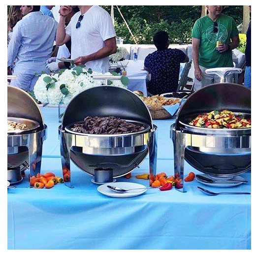 Chafing Dishes / Food Display